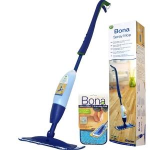 Bona Deluxe Hardwood Floor Cleaning Kit